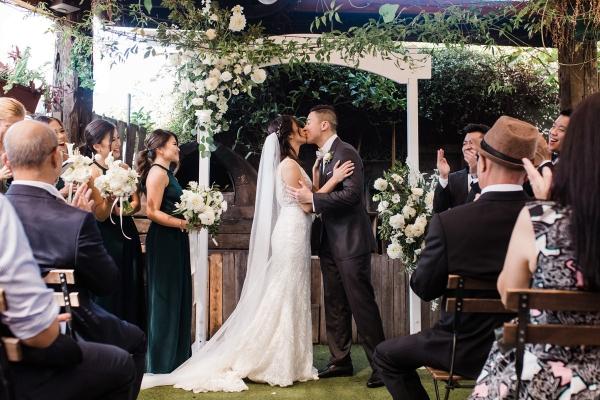 Elegant Fun Sydney Wedding At The Highline Polka Dot Wedding